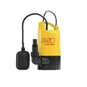 Насос погружной для чистой воды AL-KO SUB 6000