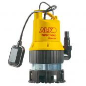 Погружной комбинированный насос для чистой и грязной воды AL-KO Twin 14000 Combi