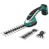 Аккумуляторные ножницы + кусторез Bosch ASB 10,8 LI + перчатки