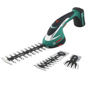 Аккумуляторные ножницы + кусторез Bosch ASB 10,8 LI