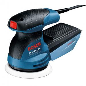 Эксцентриковая шлифмашина Bosch GEX 125-1 AE L-BOXX