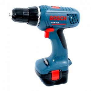 Аккумуляторный шуруповёрт Bosch GSR 12-2