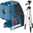 Точечный лазер BOSCH GPL 5 C + BS 150