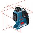 Линейный лазерный нивелир BOSCH GLL 3-80 P