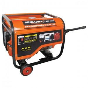 Бензиновый генератор Brigadier Professional BGP-603Н