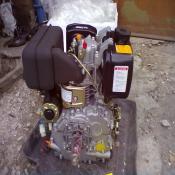 Дизельный двигатель Kipor KM178FAE