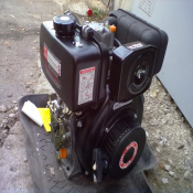 Дизельный двигатель Kipor KM178FA