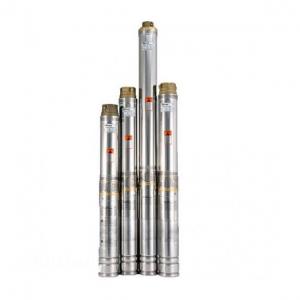 Насос глубинный SPRUT 90QJD 112-0.55+пульт