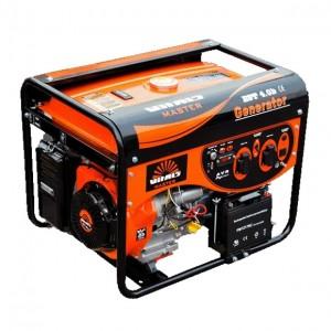 Бензиновый (газовый) генератор VITALS Master EST 6.0bng