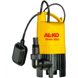 Насос погружной для грязной воды AL-KO Drain 8001