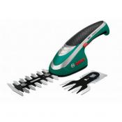 Аккумуляторные ножницы + кусторез Bosch ISIO 2