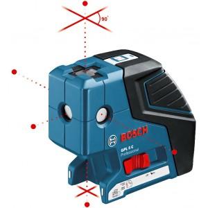 Точечный лазер BOSCH GPL 5 C
