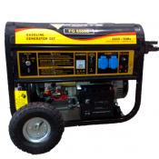 Бензиновый генератор Forte FG6500E