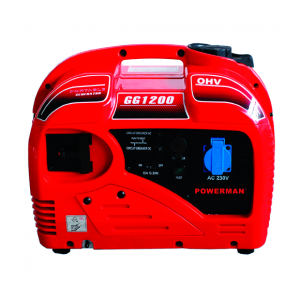 Бензиновый генератор Powerman GG1200Q