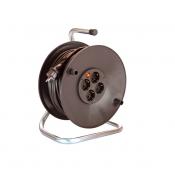 Барабанный удлинитель Schwabe 25м H05VV-F 3х1.5 new